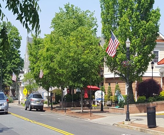 Main Street Flags Small Memorial Day Flags Small